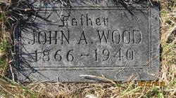 John A Wood