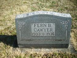 Fern B. Cawyer