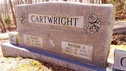 Wanda D. <I>Leatherwood</I> Cartwright