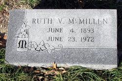 Ruth <I>Vliet</I> McMillen