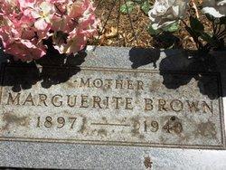 Ona Marguerite <I>Dawson</I> Brown