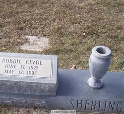 Robbie Clyde Sherling