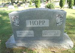 Walter Herman Hopp