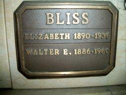 Elizabeth Mae <I>Edwards</I> Bliss