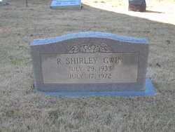 R. Shirley Gwin