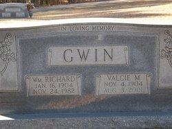 Valcie M. Gwin