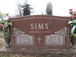 Forrest C. Sims