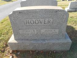 Annie A. <I>Yeisley</I> Hoover