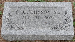 C J Johnson, Sr