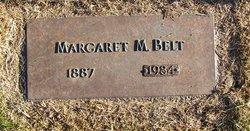 "Margaret Mae ""Mae"" <I>Pucket</I> Belt"