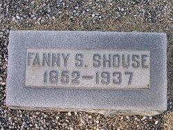 "Frances Pierce ""Fanny"" <I>Shouse</I> Shouse"