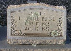 Edna Lucille Burke