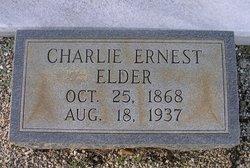 Charles Ernest Elder