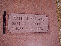 Katie J Shepard
