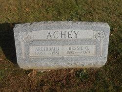 Bessie O Achey