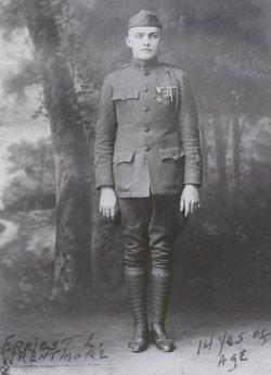 COL Ernest L. Wrentmore, II