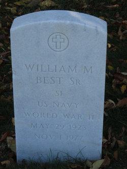 William M Best, Sr