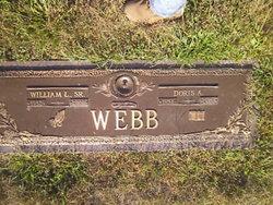 Doris Aline <I>Cantrell</I> Webb