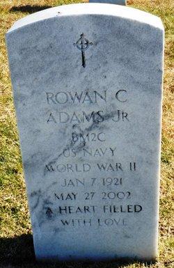 Rowan C. Adams, Jr