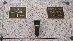 "James Leslie ""Les"" McFadden"