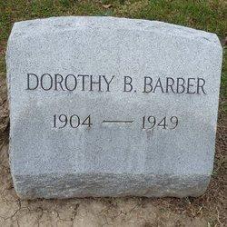 Dorothy <I>Daily</I> Barber