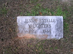 Jessie Estelle <I>Lynch</I> Vaughters