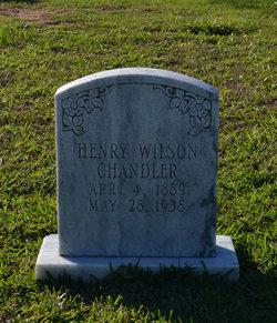 Henry Wilson Chandler