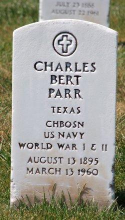Charles Bert Parr