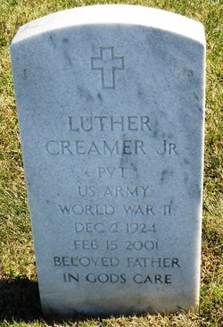 Luther Creamer, Jr