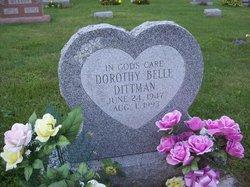 Dorothy Belle Dittman