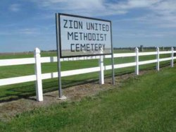 Zion United Methodist Cemetery