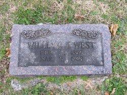 William Jasper West