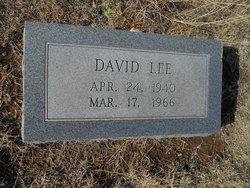 David Lee Appling