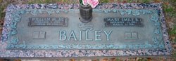 Mary Emily <I>Robinson</I> Bailey