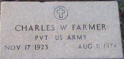 Charles W. Farmer, Sr