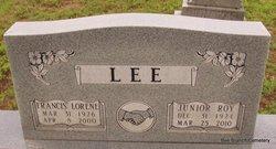 Junior Roy Lee