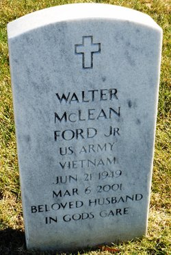 Walter McLean Ford, Jr