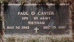 Paul O Cavier