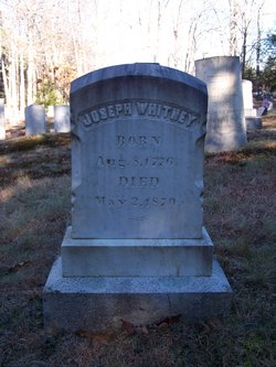 Joseph Whitney