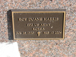 Dr Roy Duane Harris