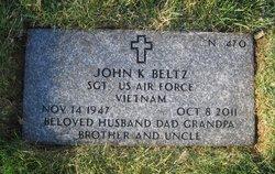 John K Beltz