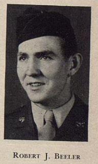 Sgt Robert Jefferson Beeler