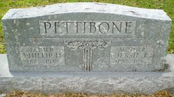 Jessie F. Pettibone