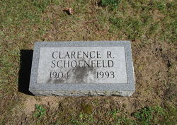 Clarence Rudolph Schoenfeld
