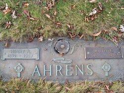 Henry Adolf Ahrens