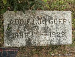 Addie Lou Goff