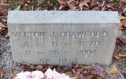 Melton J. Crawford