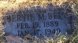 Bertie Mae <I>Baker</I> Belt