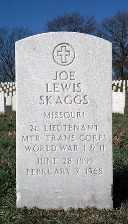 Joe Lewis Skaggs