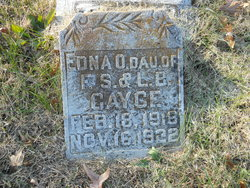 Edna O Cayce